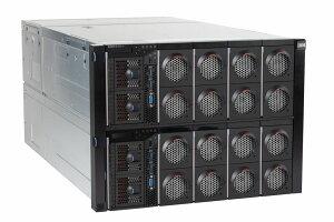 [送料無料(一部地域除く)] System x3950 X6/XeonE7-8880v2(15) 2.50GHz-1600MHz×4/PC3L-12800 ...