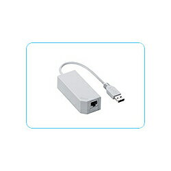 【新品/在庫あり】[Wii周辺機器] Wii専用LANアダプタ [RVL-015]