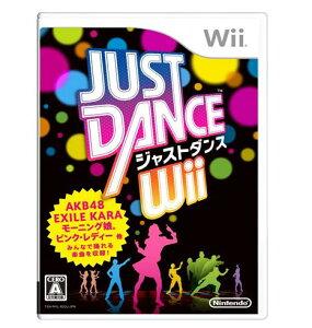 Wiiソフト  JUST DANCE(ジャスト ダンス) Wii RVL-P-SD2J 【新品】【在庫品】[送料525円]