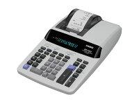 カシオプリンター電卓DR-T220-WE【新品】【取寄品】[送料無料(一部特殊地域を除く)]