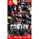 CONTRA ROGUE CORPS [Nintendo Switch]