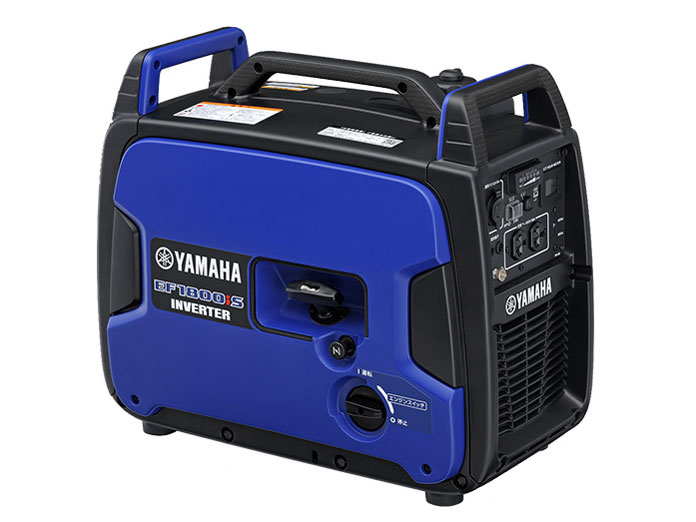 【新品/在庫あり】ヤマハ 1.8kVA 防音型 インバータ発電機 EF1800iS