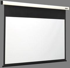 【新品/取寄品】Stylist高機能静音電動スクリーン/幕面:ホワイトマットアドバンスキュア/ケースカラー:レッド/120インチ/アスペクト比:17:9(2245×1188) SES-120HSWAC/B