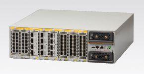 【新品/取寄品/代引不可】AT-SBx908 GEN2-Z1-i [拡張スロットx8(デリバリースタンダード保守1年付)、インテグレーションテストチケット(シャーシ)付] 3615RIB