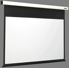 【新品/取寄品】Stylist高機能静音電動スクリーン/幕面:ホワイトマットアドバンスキュア/ケースカラー:ブラック/90インチ/アスペクト比:16:9(1992×1121) SES-90HDWAC/K