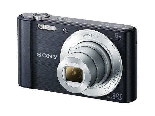 【新品/取寄品】デジタルスチルカメラ サイバーショット DSC-W810 B ブラック