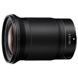 【新品/取寄品】Nikon NIKKOR Z 20mm f/1.8 S