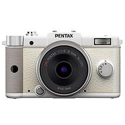 PENTAX Q 02ズームレンズキット ホワイト【新品】【取寄品】[送料525円]