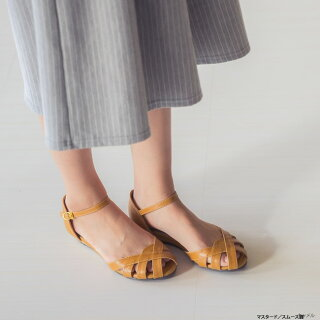【3/1719:00〜即納化&新サイズ販売開始!】送料無料ローウエッジストラップサンダルウエッジソールレディース歩きやすいぺたんこ大きいサイズ2017春夏|ウェッジウェッジソールウエッジローヒールペタンコパイソンキャメル靴