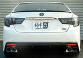 柿本改 カキモトレーシング Class KR トヨタ マークX 250G G's GRX130用 (T713121)【マフラー】