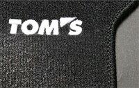 TOM'SフロアマットT05トヨタプリウスMC後ZVW30用(品番:08211-TZW31-2B)