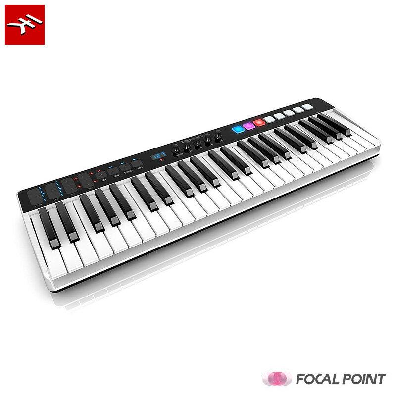 DAW・DTM・レコーダー, MIDIインターフェイス IK Multimedia iRig Keys IO 49 MIDI MFiiPhone MacPC1