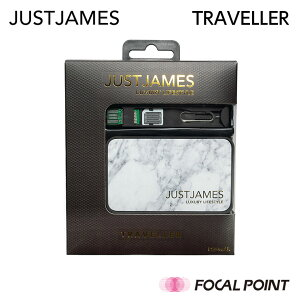 【JUSTJAMES/ジャストジェームス】TRAVELLER(トラベラー)5,200mAhモバイルバッテリー+microSDカードリーダー付き【SIM収納SIMピン付海外旅行USB-Cケーブル付属JJS-BY-000001】