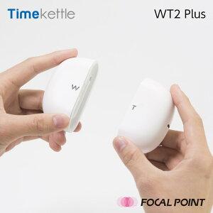 【Timekettle/タイムケトル】WT2Plus(ダブリュティーツープラス)ワイアレスイヤホン型翻訳機