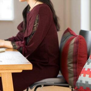 クッションカバー 45x45cm ジュリア モダン インポート生地 フランス製 輸入生地 ジャガード 織物 日本製 自社縫製 上質 ヨーロッパ ギフト