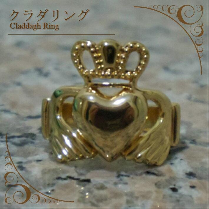 男女兼用アクセサリー, 指輪・リング  claddagh ring LOVE RING