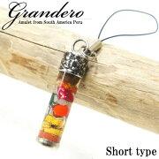 グランデーロ グランデーロストラップ ショート キーホルダー ラッキーアイテム