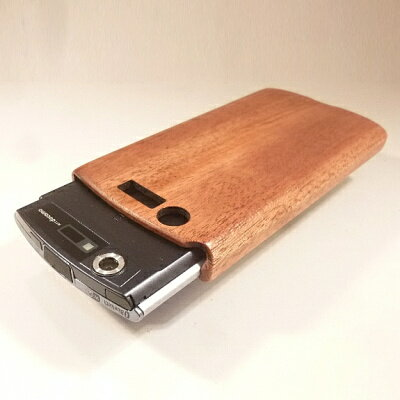 木製ケースdocomo MEDIAS N-04C対応木製ケース
