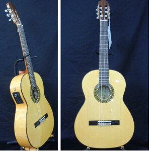 ドイツ松単板フラメンコギター