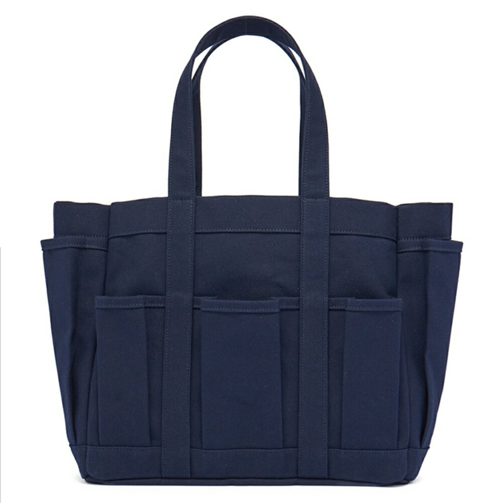 レディースバッグ, トートバッグ  COTTON CANVAS TOOL BAG W27610 2019AW NAVY 1 COMME des GARCONS