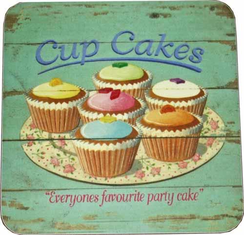 クッション, その他 CASTLE MELAMINE FAIRY CAKESCup Cakes) PSCM011 16cm16cm