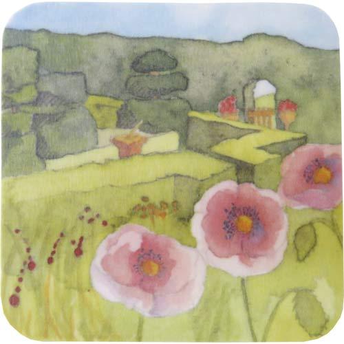 クッション, その他 Emma Ball Coasters Topiary Garden EBCW034