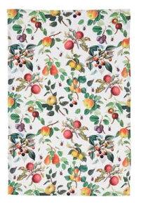 アルスターウィーバーズ社製 ティータオル キッチンクロス 100% リネン RHS Fruits UWTT111