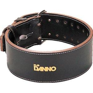 【送料無料】【代引手数料無料】ダンノ (DANNO) パワーリフティングベルト L D-1106