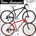 イタリアの創造精神を代表するブランド、トニーノ・ランボルギーニブランドのクロスバイクTonin...