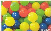 PE70 ボールプール用ボール(直径70mm500個組)【送料無料】
