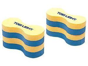 水泳練習補助具、優れた浮力トーエイライト(TOEI LIGHT)ソフトプルブイ B-7896