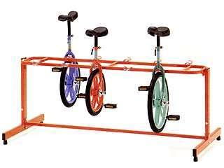 Toe ray light (TOEI LIGHT) unicycle rack SK10 T-149)