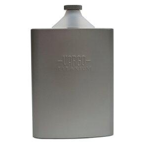 【送料無料】VARGO(バーゴ)チタニウム ファンネルフラスコ T-447