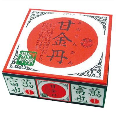 越中富山の受賞銘菓を詰め合わせました。富山銘菓 甘金丹3個・富也萬3個(1つ1つの小箱は付き...