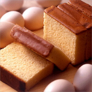 地卵カステラ(プレーン)21個入