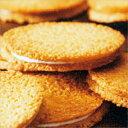 剱岳の雪を思わせるホワイトチョコをサンドしたクッキーです。【単品】剱(つるぎ) 1枚(ギフト...