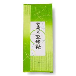 季節限定 新抹茶入玄米茶(150g)