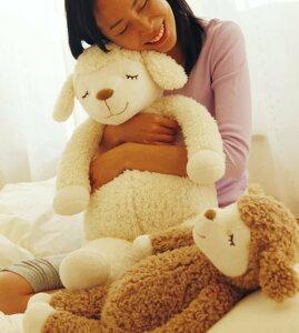 抱き枕キャラクター|抱きひつじのメイプルMサイズ約50センチ(羊の抱き枕)【メイプルちゃん/キャラクター/マスコット/プレゼント/ギフト/グッズ/クッション/動物】【だきまくら/抱枕/抱きまくら】