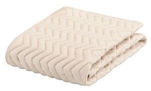ベッドパッドシングルサイズ|フランスベッドのネオベッドパッドバイオ(抗菌防臭作用)シングル(重量0.7kg)(FranceBed/フランスベット社製)【ベッドパット】【中国製】【母の日】