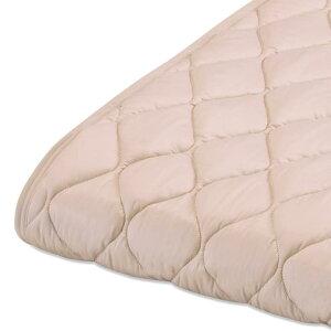ベッドパッドシングルサイズ フランスベッドのネオベッドパッド(羊毛)シングル(重量0.9kg)(FranceBed/フランスベット社製)【送料無料】【ベッドパット】【中国製】