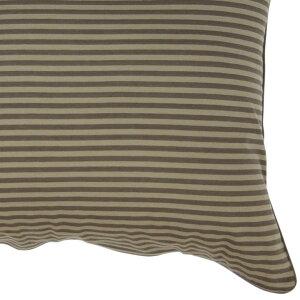 枕カバー|MerryNight(メリーナイト)Tシャツ素材のやわらかニットピロケースボーダー柄(43×63センチ用)【枕カバー/ピローケース/まくらカバー/pillow/case/寝具】
