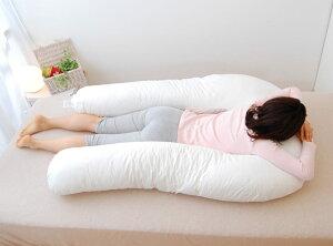 抱き枕|fossflakes(フォスフレイクス)ComfortU(コンフォートユーサポートピロー)ラージサイズ(88×160センチ)【送料無料】【フォスフレイクスピロー/デンマーク】【だきまくら/抱きまくら/枕/まくら】【N】【ポイント10倍】【母の日】