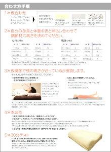 枕|自分でつくる枕50×32センチ【N】【送料無料】【まくら/ピロー/pillow】【母の日】