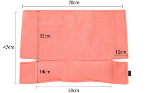枕を使わない人の枕パイル&ガーゼタイプ70約70×47センチ【日本製】【まくら/枕/タオル/今治/ガーゼ/パイプ/メッシュ/低い/低め/高さ調節/肌触り/ピンク/ブルー/ベージュ/ブラウン】【N】