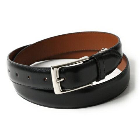 ベルト 牛革 本革 ベルト 日本製 国産 ベルト 黒 ブラック フリーサイズ 男性用 ビジネスベルト 専門店 ギフト belt OZIE ギフト