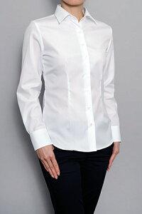 NEWワイドカラーワイシャツ!小ぶりな衿とスリムなスタイルの衿立ちきれいな形態安定ワイシャツ...