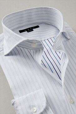 ドレスシャツ 長袖 ワイシャツ 長袖シャツ タイトフィット ホリゾンタルカラーシャツ 綿100% 無地 ストライプ 白シャツ スリムフィット細身 ビジネスシャツ メンズ 男性用 おしゃれ Yシャツ トール トールサイズ カッターシャツ ビジネス ホリゾンタルカラー ホリゾンタル