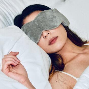 アイマスクかわいいnodpod(ノッドポッド)安眠冷温遮光遮音
