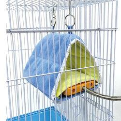 マルカンMB−120鳥たちの寝床三角ハウス1個【メール便164円OK】【レターパックプラスOK】