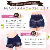 そんな方におすすめPG-shorts(ピージーショーツ)の特徴